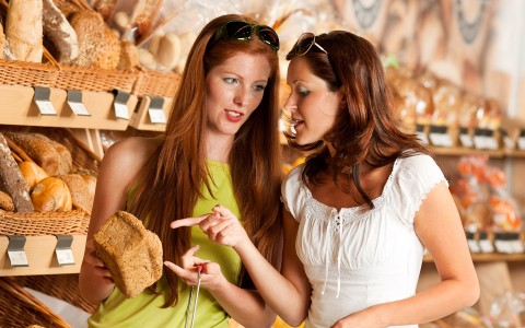 How Your Friends Influence Your Food Choices