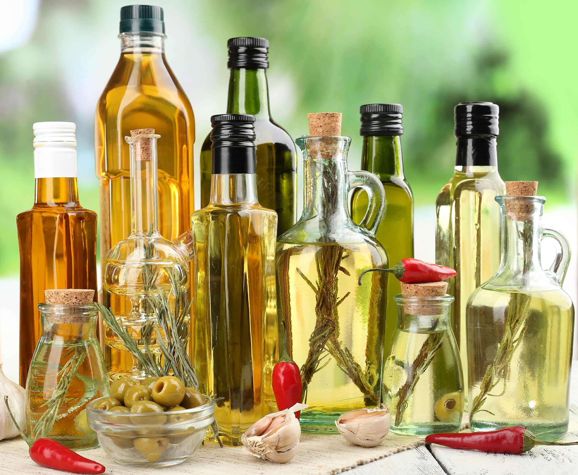 Cooking Oil 101