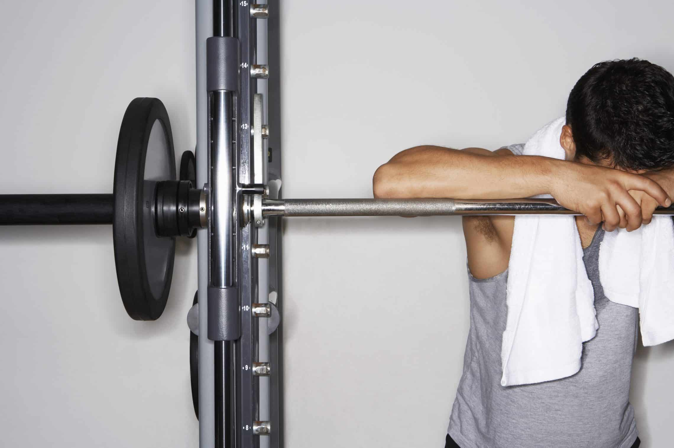 weightlifting train dont strain DN