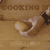 Cooking 101 - How to Dice a Potato