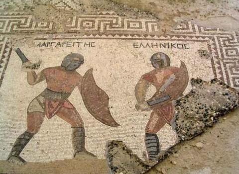 Diet secrets of the gladiators
