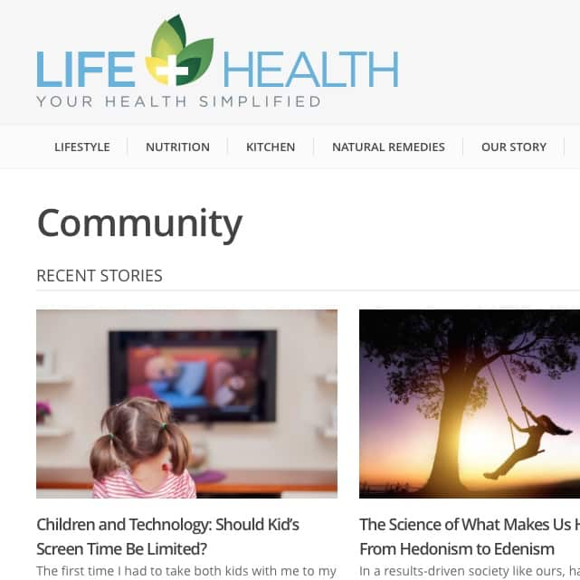 Life + Health Network