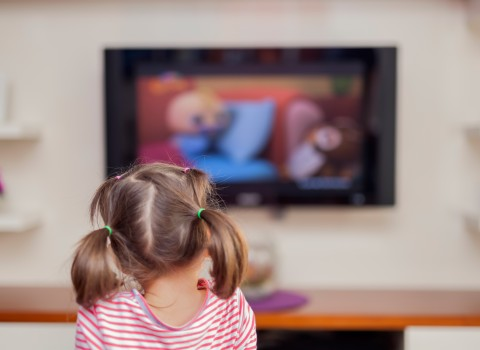 Children and Technology screen time be limited