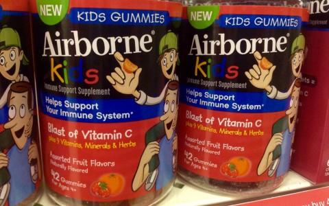 Children and Vitamins