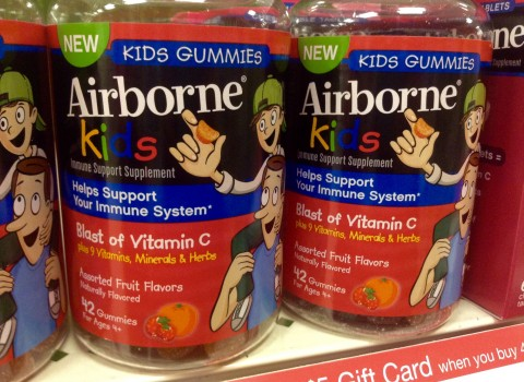 Children and Vitamins