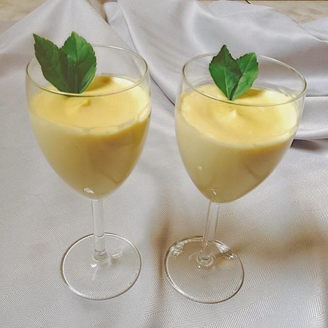 Passion Fruit Mousse (Mousse de Maracuja) | Life & Health ...