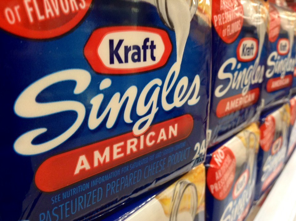 kraft singles kids eat right JE