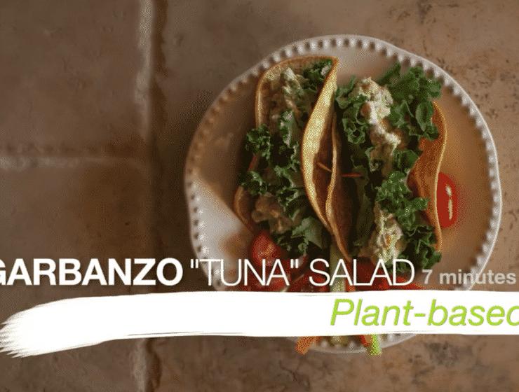 "Garbanzo ""Tuna"" Salad"