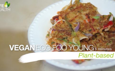 vegan egg foo young