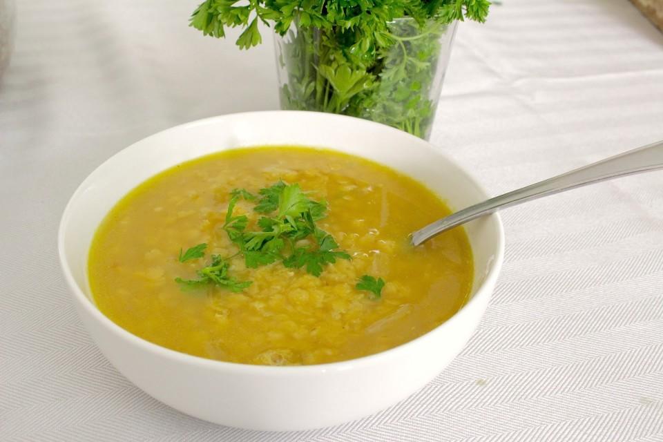 Succulent Red Lentil Soup