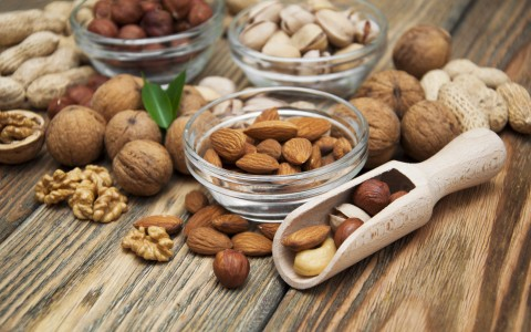 Principles of Healthy Eating: Nuts and Seeds