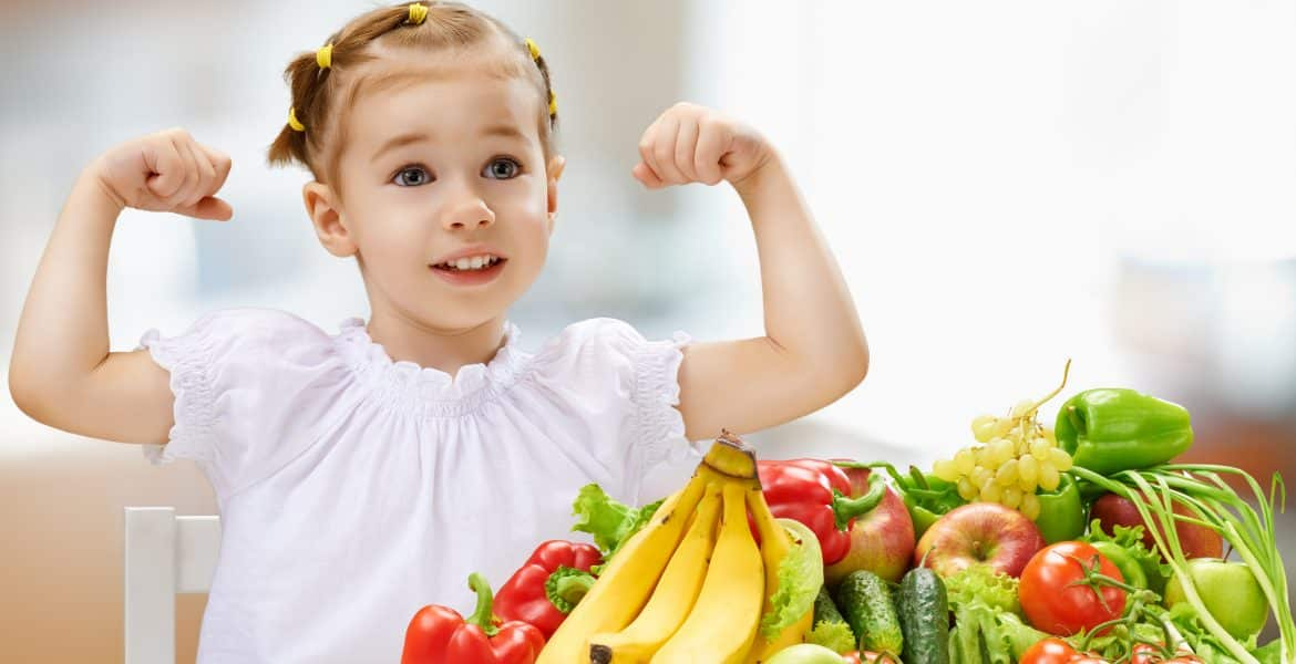 how many calories does my child need