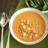 Smoky Chickpea and Vegetable Soup