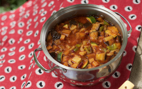 Velez's Hearty Minestrone