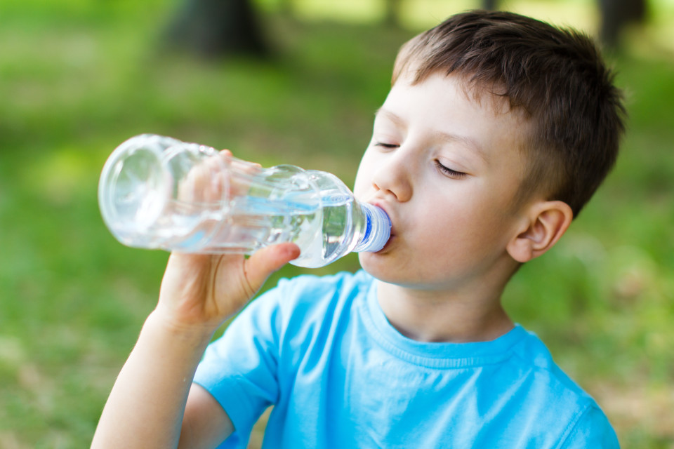 Getting Kids to Drink More Water