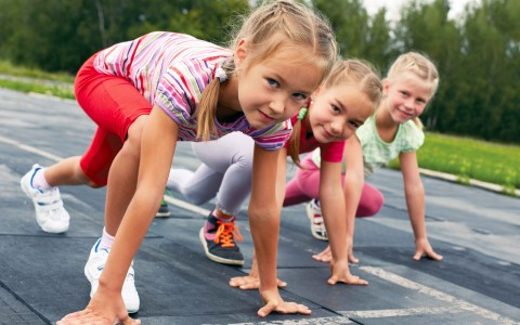 Summer Activities to Get Kids Moving
