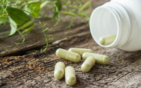 Principles of Healthy Eating: Dietary Supplements