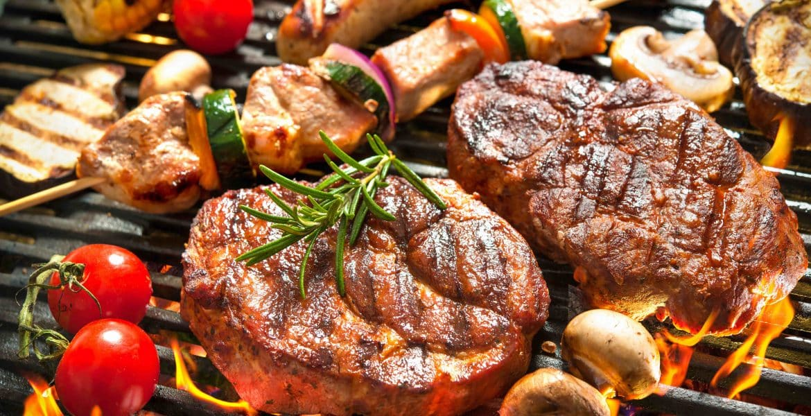 Principles of Healthy Eating: Low Carb and High Protein Diets