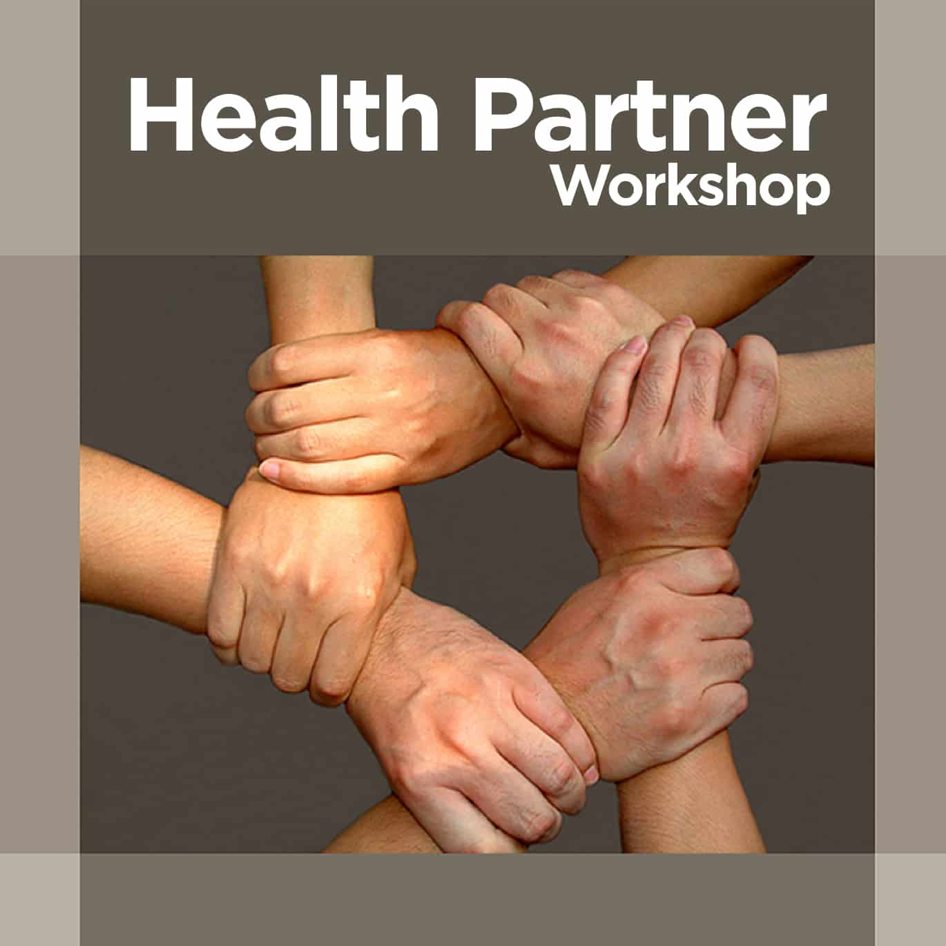 Health Partner Workshop