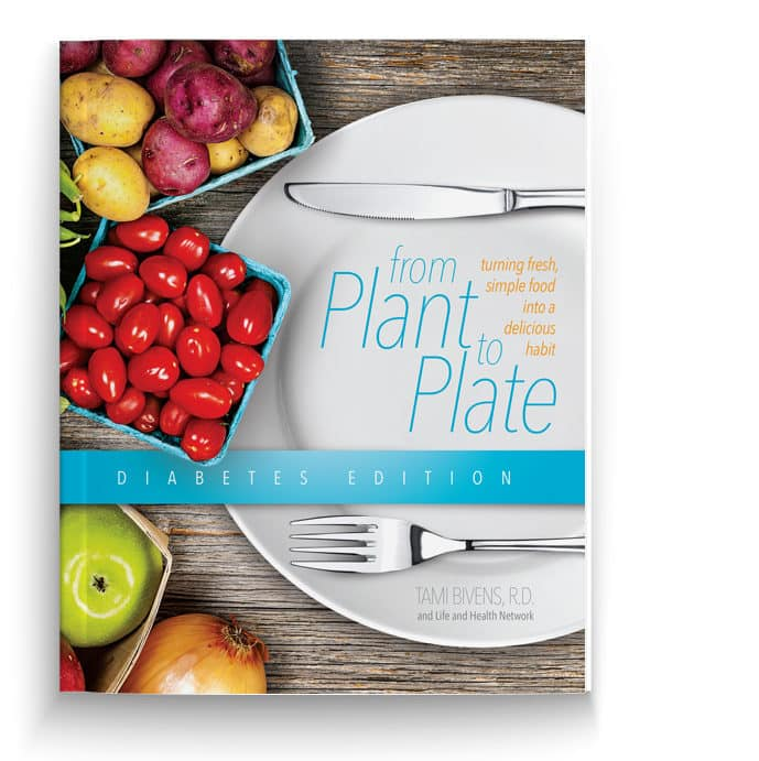 From Plant to Plate Diabetes Undone Cover Straight
