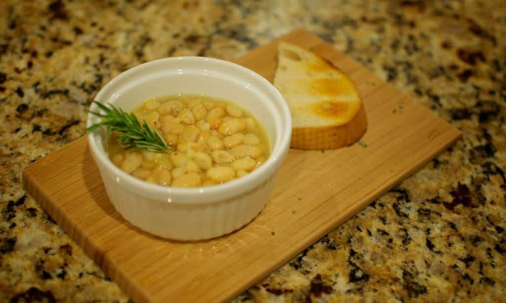 Italian white bean soup