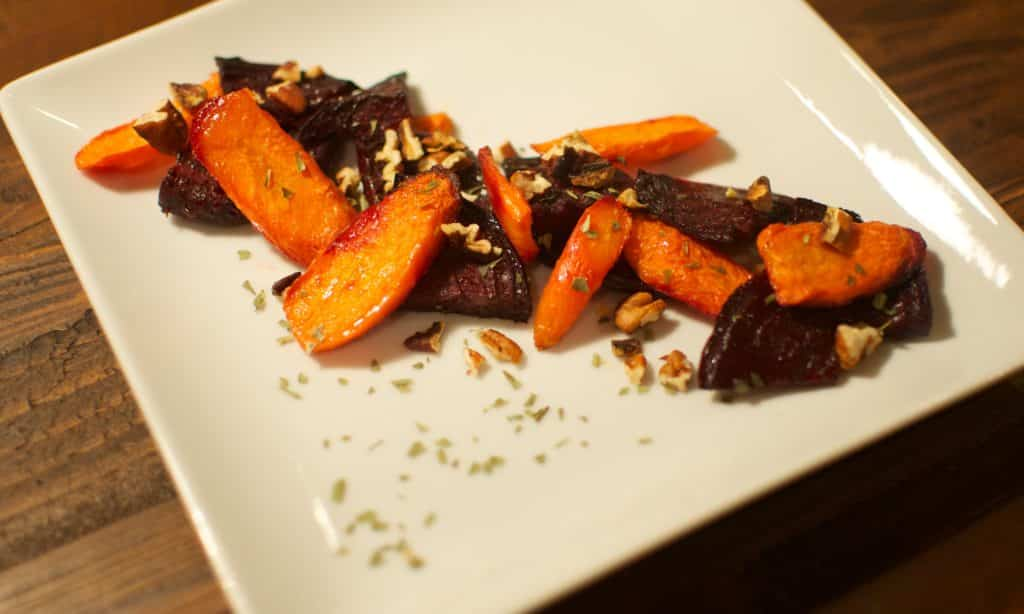 Roasted beet salad 2
