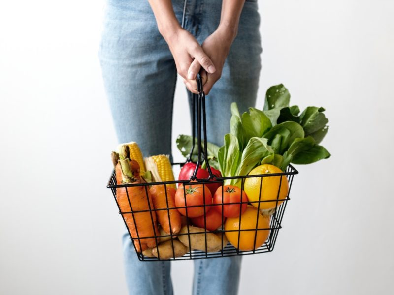The No-Diet Diet: Plant-Based Eating