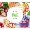 3 Easy Recipes to Get Your 2019 On Track