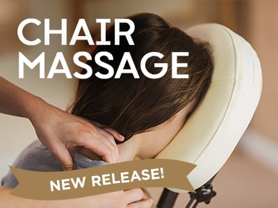 Chair Massage Course Image